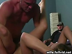 cumshot facial hardcore housewife voyeur reality straight