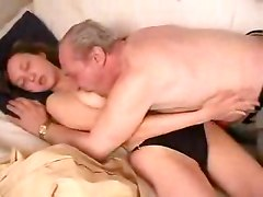 Old man fucks young girl