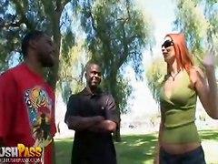 anal cumshot interracial blowjob wife redhead bigblackcock pussyfucking housewife