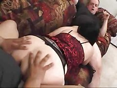BBW Busty Group Sex