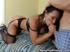 brunette pornstars hardcore big tits