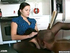 interracial pussy licking stockings shaved