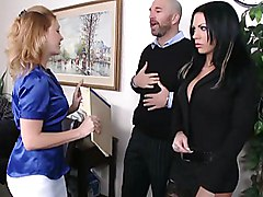 mini  mini skirt  skirt  brunette  dress  stylish  stockings  harder  aggressove  force  forced  from behind  desk  tattoo  office  at work  blowjob  hardcore  fuck  fucking  sex  scream  quality  scream Mason Moore  Jordan Ash
