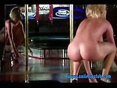 tattoo solo stripping teasing softcore poledancing