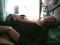 chubby mom milf homemade toys