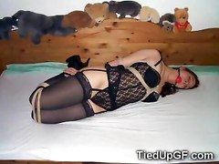teen amateur girlfriend tied young gf bdsm bondage fetish bound kinky sexy pussy boobs tits real boobs tits ass hot girls babe slave dominated humiliated lingerie ex nude t