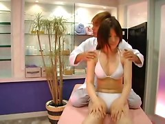 oiled amateur asian cheating voyeur orgasm massage
