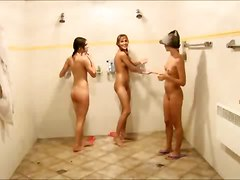Amateur Showers Teens