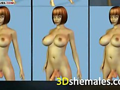 3d Toon Shemales