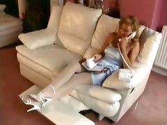 lesbian pantyhose licking euro fetish footjob feet girl on girl pussy licking