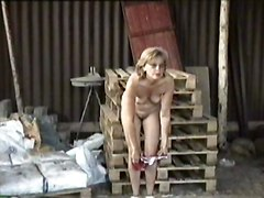 Amateur Hairy Public Nudity