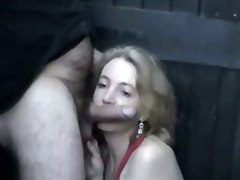 amateur blowjob mature homemade