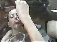 Cum Filled Mouth Cumpilation