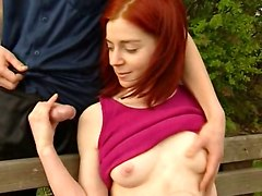 Sexual Romp Outdoor