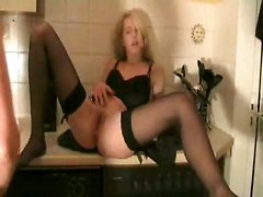 stockings wife blonde lingerie hardcore masturbation riding compilation squirting homemade orgasm wet fetish amateur doggystyle cfnm teasing tight pov cumshot close up fingering