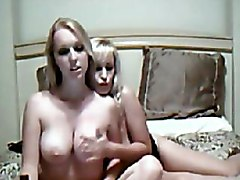 sisters blonde webcam naked smoking