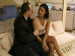 cumshot facial hardcore latina blowjob brunette pussyfucking oldandyoung olderman