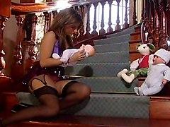 Gia Jordan In Her Mansion