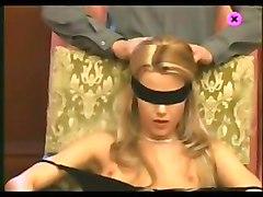 european stockings cumshot blonde blowjob pussy licking small tits ass