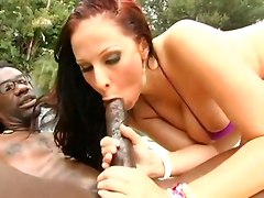 Gianna Vs Monster Cock