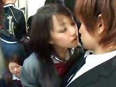 public handjob amateur Japanese tits