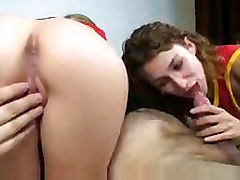 Babes Group Sex Hairy