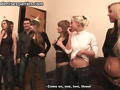 student sex parties  teen  reality  group