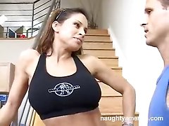trina michaels busty mom shaved tight