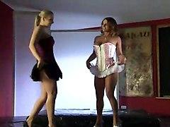 Lesbians German Hot Fisting Lesbian Fisting MILF Blonde