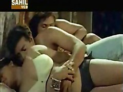 Indian husband fucking with housewife and another babe  video