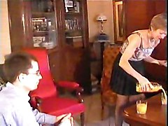 anal stockings mature