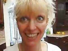 Crazy Russian Mature Mother