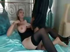 Matures Old   Young Tits
