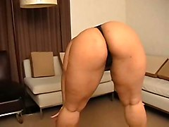 black tattoo ebony solo blackwoman teasing bigass softcore