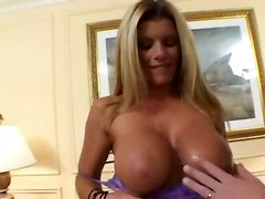 pornstar big tits blonde milf blowjob deepthroat face fuck riding couch hardcore facial cumshot