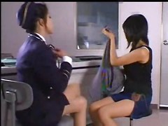 Asian Lesbians Upskirts
