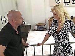 Facial Fuck Hardcore AnalAnal BJ HJ Big Boobs Blonde