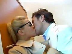 reality pornstar blonde tight glasses stockings kissing blowjob hardcore public pussylicking piercing ass licking rubbing riding handjob spanking anal gaping big dick