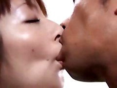 Another Asian Taking A Creampie Rape
