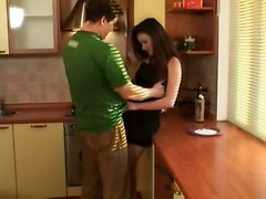 teen brunette russian puffynipples