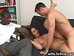 hardcore brunette housewife voyeur reality straight