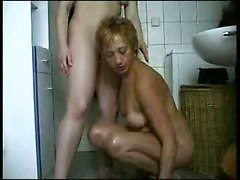 milf lesbian pissing petting amateur