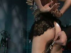 sasha grey bondage fetish
