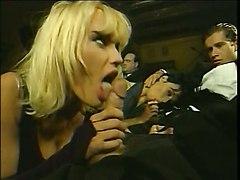 Anita Dark Blond Selen Groupsex Bigboobs Pornstar Classic Brunette Blonde BJ HJ Group Sex Big Boobs