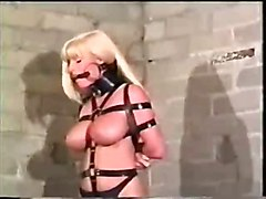Bondage Bdsm Slave Rope Blonde Boobs Solo Big Boobs Other Fetish Extreme