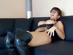Wife Oral BootsCum Amateur Other Fetish