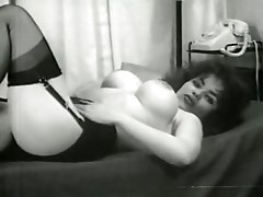 vintage lingerie big boobs stockings babes