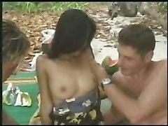 Outdoor Thai Girl Penetrate