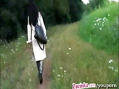 Pussy Outdoor FlashingAmateur Flashing Public   Out Door