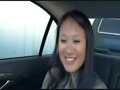 Take a Ride in My Car   hot asian  Japanese  teen